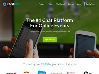 Preview of chatroll.com