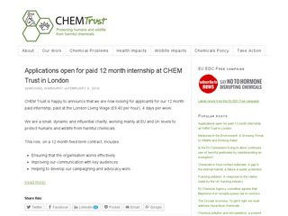 chemtrust.org.uk