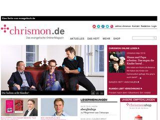 chrismon.evangelisch.de
