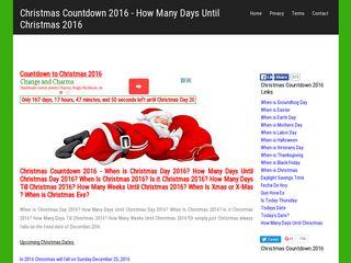 christmascountdown.org