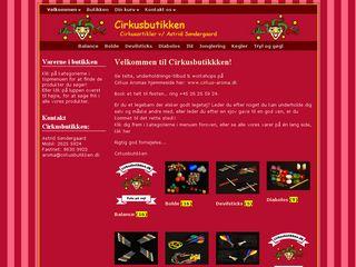 cirkusbutikken.dk