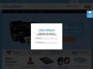 Clasohlson.com domainstats.com