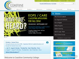 coastline.edu