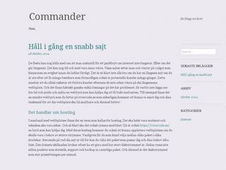 commander.se