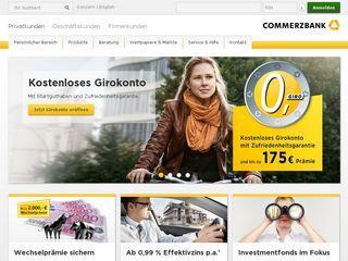 commerzbank.de
