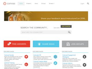 Communitycanvaslmscom Domainstatscom