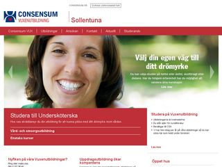consensum-vuxs.se