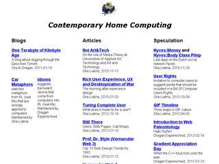 contemporary-home-computing.org