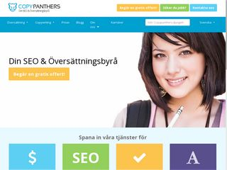 copypanthers.se