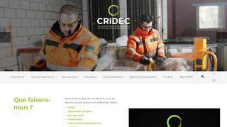 cridec.ch