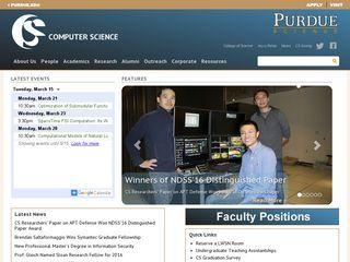 cs.purdue.edu