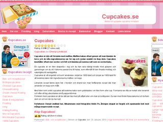 cupcakes.se