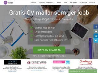 cv-mallen.se