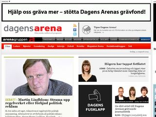 dagensarena.se