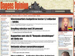 dagensopinion.se