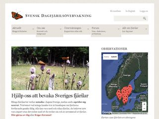 dagfjarilar.lu.se