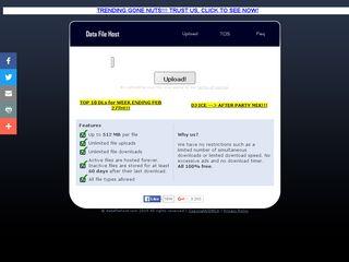 datafilehost com | Domainstats com
