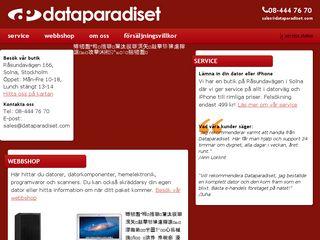 dataparadiset.se