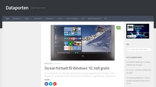 dataporten.net