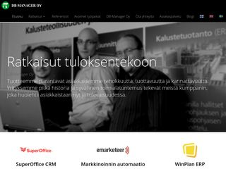 dbmanager.fi