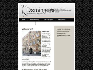 demingers-naprapat.se