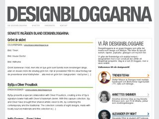 designbloggarna.se