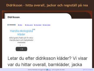 didriksson.n.nu