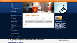 dietrich-bonhoeffer-kirche.de