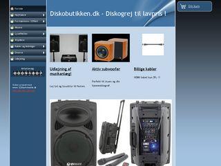 diskobutikken.dk