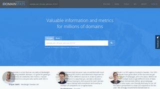 domainstats.com