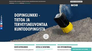 dopinglinkki.fi