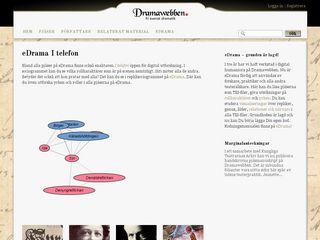 dramawebben.se