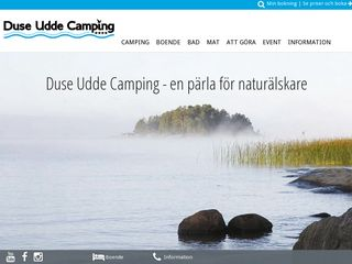 duseuddecamping.se