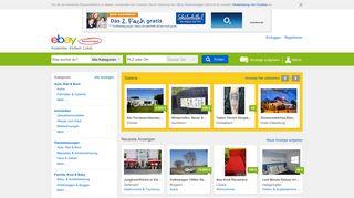 ebay-kleinanzeigen.de | Domainstats.com