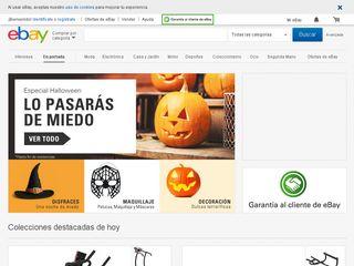 ebay es   Domainstats com