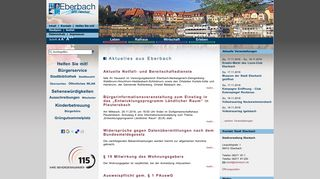 eberbach.de
