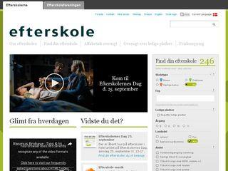 Preview of efterskole.dk