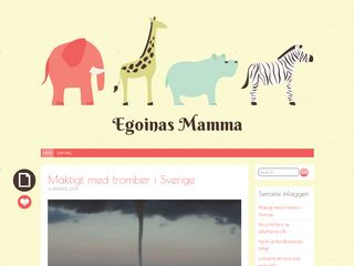 Earlier screenshot of egoinasmamma.nu