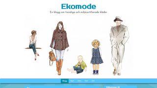 ekomode.se