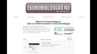 ekonomibloggar.nu