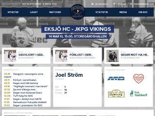 eksjohockey.se