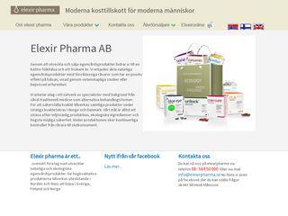 elexirpharma.se