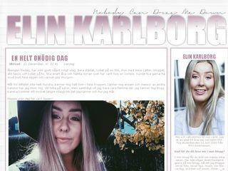 elinkarlborg.blogg.se