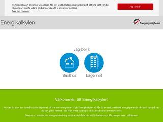 energikalkylen.energimyndigheten.se