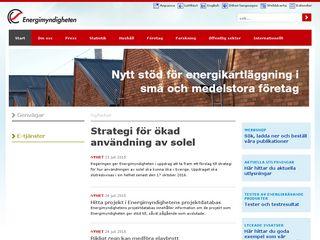 energimyndigheten.se
