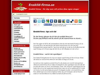enskild-firma.se