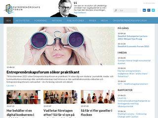 entreprenorskapsforum.se