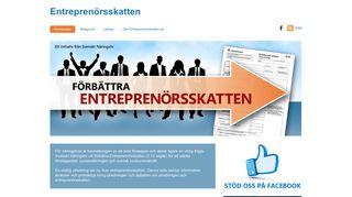 entreprenorsskatten.se
