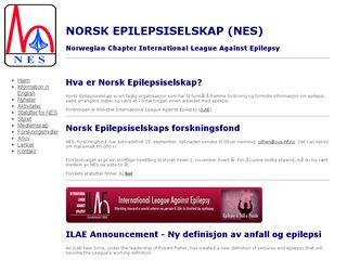 epilepsiselskapet.no