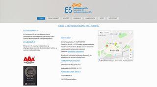 es-laatuasunnot.fi